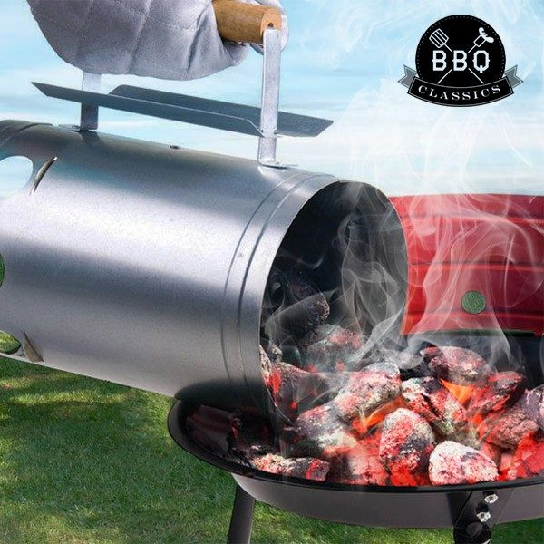 xekios Cheminée d'Allumage pour Barbecue BBQ Classics