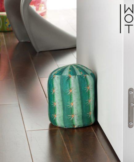 xekios Bloque-Portes Décoratifs Cactus Wagon Trend