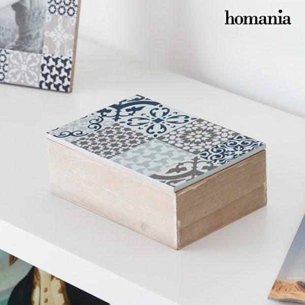 xekios Boîte Décorative Mosaique Homania