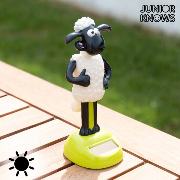 xekios Mouton Solaire avec Mouvement Shaun Junior Knows