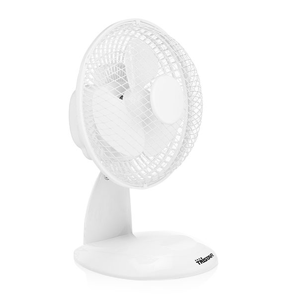 xekios Ventilateur de Bureau Tristar VE-5909 15W Blanc