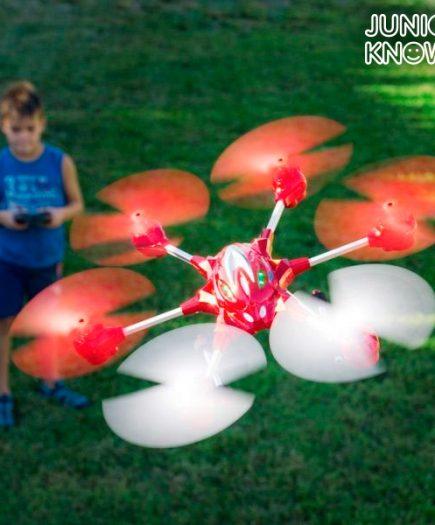 xekios Drone Hexagonal