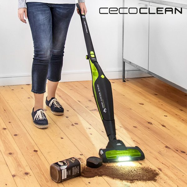 xekios Aspirateur Cyclonique sans Sac Cecoclean 5032 Duo Stick Power 2200W