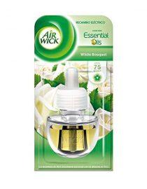 xekios Diffuseur Automatique et Recharge Air Wick Essential Mist (Explosion d'Agrumes)
