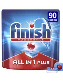 xekios Pastilles pour Lave-Vaisselle Finish Quantum (64 Unit.)