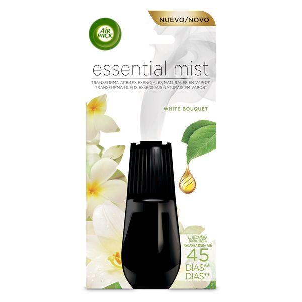 xekios Recharge pour Diffuseur Air Wick Essential Mist White Bouquet