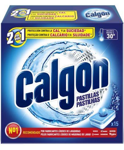 xekios Pastilles Anti-calcaire Calgon (15 Unités)