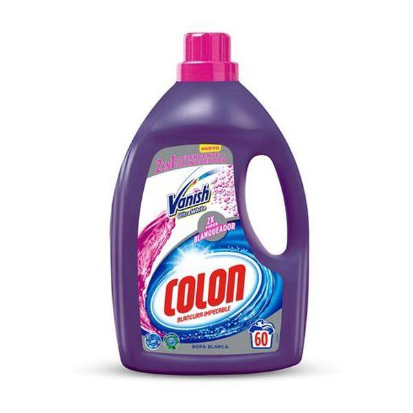 xekios Détergent Liquide Pour les Vêtements Colon Vanish Whites (60 Doses)