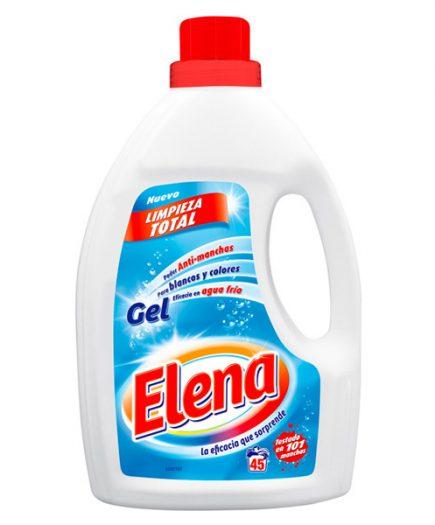 xekios Détergent Liquide pour Machine à Laver Elena (45 Doses)