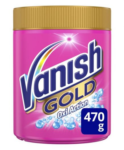 xekios Détachant en Poudre Vanish Oxi Gold 470 g