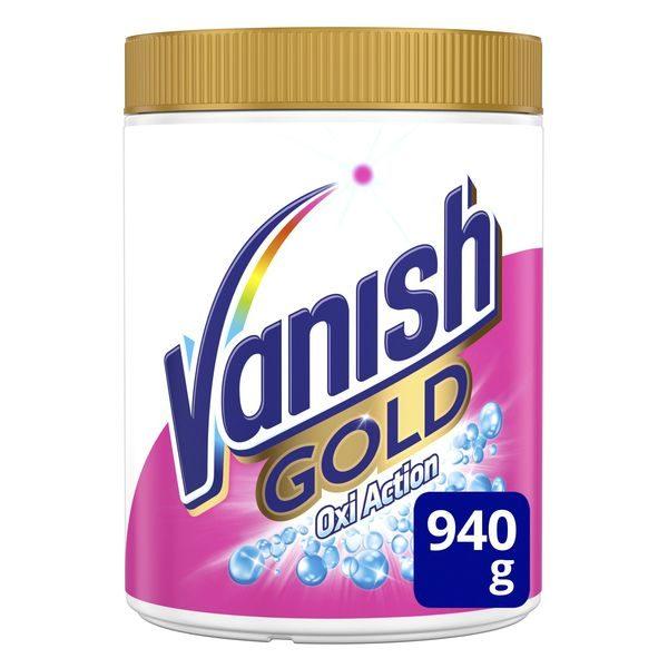 xekios Détachant en poudre Vanish Oxi Gold White 940 gr