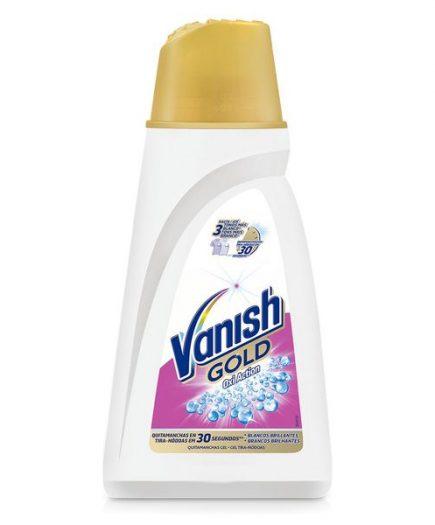 xekios Détachant Gel Vanish Oxi Gold White 940 ml