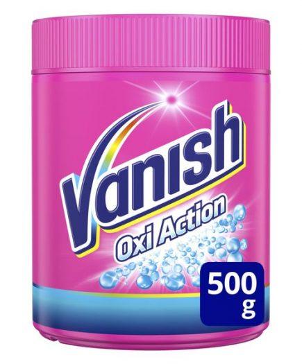 xekios Détachant en Poudre Vanish Oxi Action Pink 500 gr