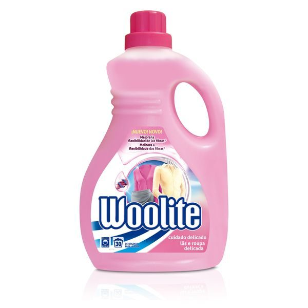 xekios Détergent Liquide pour Vêtements Woolite Classic (30 Doses)