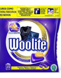 xekios Détergent Liquide pour Vêtements Foncés Woolite (30 Doses)