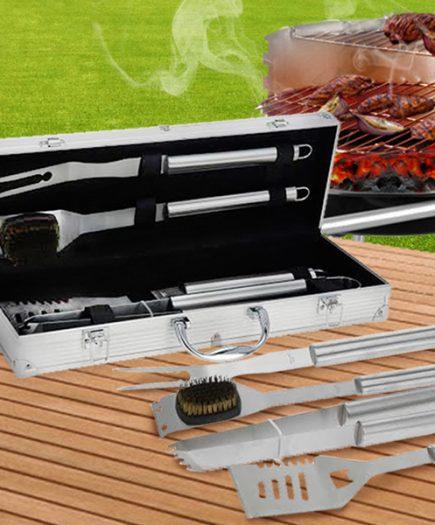 xekios Set Barbecue (4 pièces)