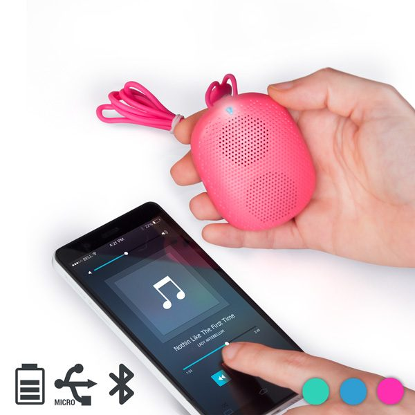 xekios Mini Haut-Parleur Portable Bluetooth AudioSonic