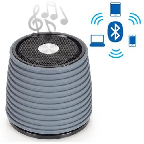 xekios Enceinte Bluetooth avec Pile Rechargeable AudioSonic