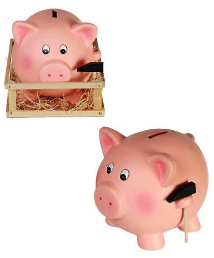 xekios Tirelire Cochon Céramique XXL