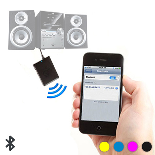 xekios Récepteur Audio Bluetooth