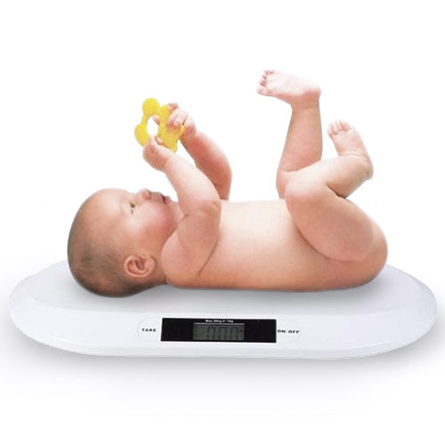 xekios Pèse Bébé TopCom WG2490 Digital Baby Scale