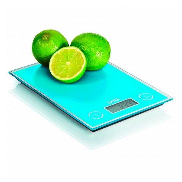 xekios balance de cuisine numérique LAICA KS1050 LCD Bleu