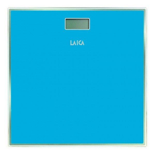 xekios Balance Numérique de Salle de Bain LAICA PS1068B LCD Bleu