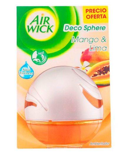 xekios Air-wick - AIR-WICK DECO SPHERE ambientador mango & lima 75 ml