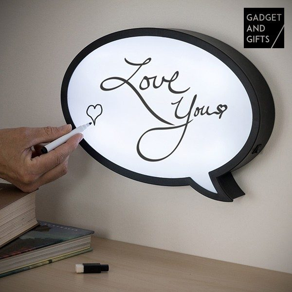 xekios Globe LED avec Marqueur Gadget and Gifts