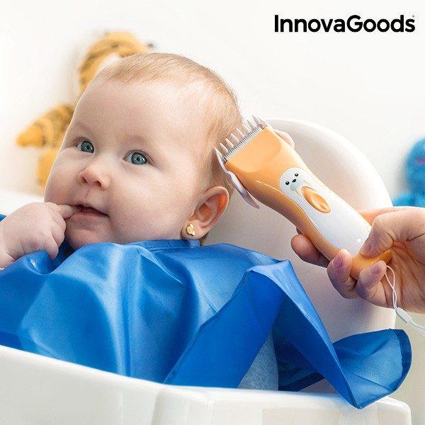 xekios Tondeuse Rechargeable pour Bébés InnovaGoods