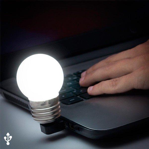 xekios Lampe LED USB Ampoule