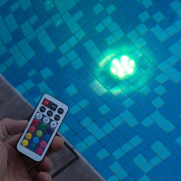 xekios LED Submersible RGB (10 LED)