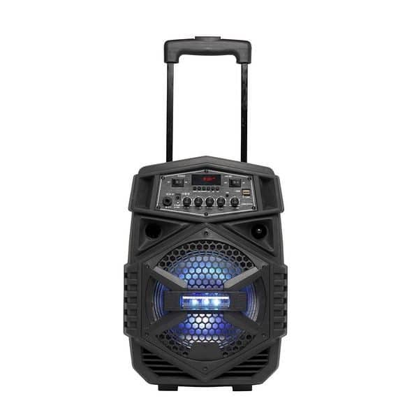 xekios Enceinte Bluetooth Portable avec Microphone Denver Electronics TSP-110 10W Negro