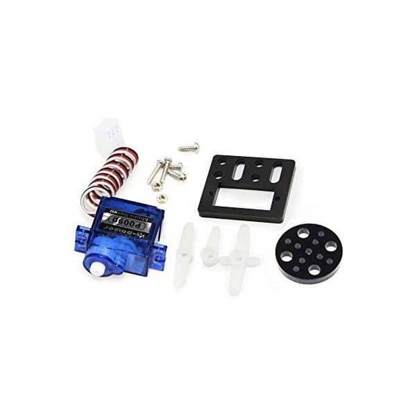 xekios Servomoteur pour Robot éducatif Makeblock 9G 5V 90 mA